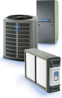 American Standard heating and cooling products