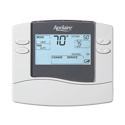 Aprilaire Model 8444 Thermostat Crestside Ballwin